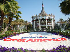 CA_Great_America_rocks_fountain_carousel_2008